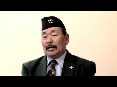 Beyond the Gurkhas: Cham Baha Dur Garbuja Pun