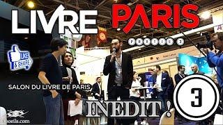 Résultat Amazon speed dating KDP : Salon du livre Paris - DOC INEDIT 3/11