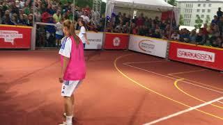 Final European Soccer Championship 2017 Female: Slovakia - Kosovo