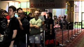 QuakeCon 2011 - The Ultimate Walk Through