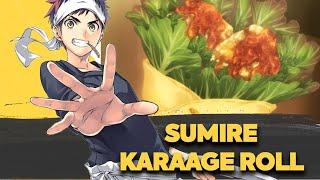 Sumire Karaage Roll  Food Wars!: Shokugeki no Soma