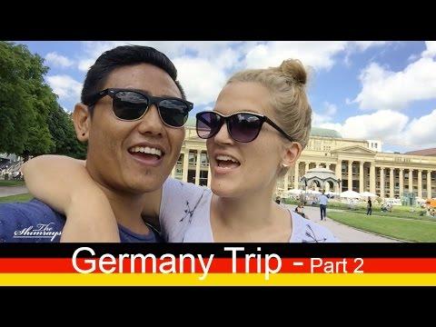 Germany trip (Part2) VLOG12