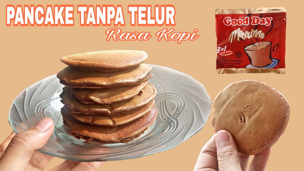 Resep Pancake Tanpa Telur : Pancake Souffle Selembut Kapas Dapur Kintamani / 1 biji telur 2 sudu ...