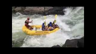 Rapids Life - Chattahoochee River Whitewater Park - Cutbait Rapids @ low flow
