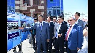 Ж.Түймебаев: «Түркістанның жаңа дәуірі басталды»