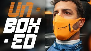 McLaren Unboxed | First Impressions | #MCL35M