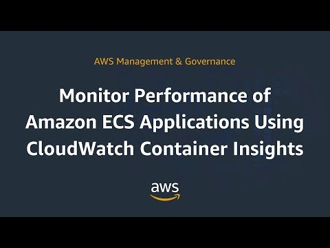 Monitor AWS Resources Using Amazon CloudWatch Dashboards