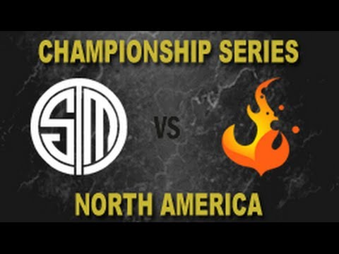 TSM vs CRS - 2014 NA LCS Summer W1D2