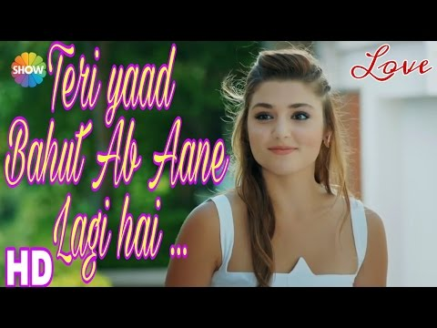 Teri Yaad Bohut Ab Aane Lagi Hai | Heart Touching Hindi Love Video song