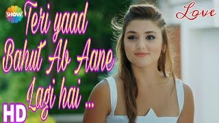 Teri Yaad Bohut Ab Aane Lagi Hai heart touching Hindi Love song