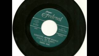 Freddy King - Someday, After Awhile 1964