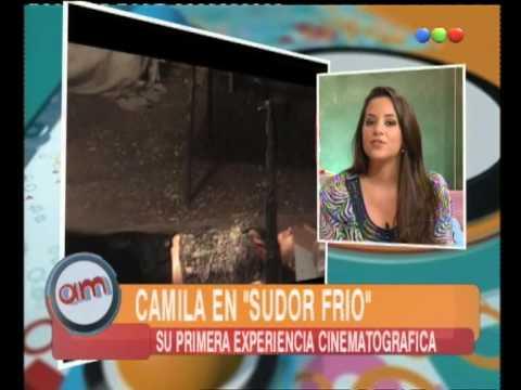 Camila Velasco en cine: Sudor Frio - YouTube