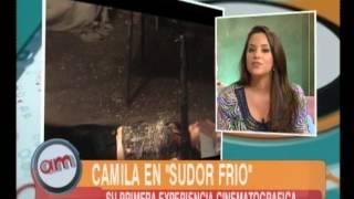 Camila Velasco en cine: Sudor Frio