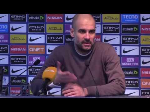 Guardiola: No need to buy a striker when...