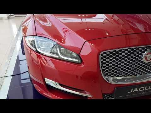 Ngoại Thất Xe Jaguar Xjl Model 2019 2020 Nhập Khẩu 0909015152