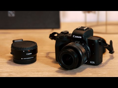 Review: Canon EOS M50 Mirrorless Camera