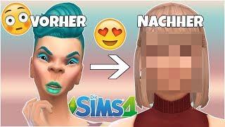Das kann nicht wahr sein?!?! :O - Die Sims 4 Ugly to Beauty Challenge #2 | simfinity