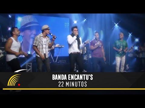 Banda Encantu's - 22 Minutos - São Paulo SP: Apaixonado por Você (Part.Esp: Grupo Disfarce)