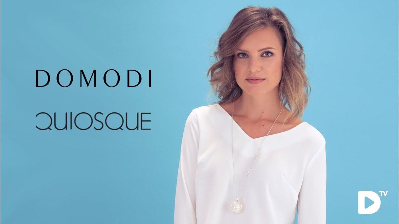 d6524e3279 Kolekcja sukienki QUIOSQUE VOL.2 I DOMODI TV - YouTube