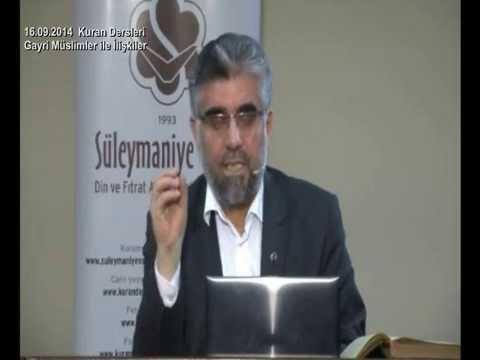 Prof Dr Abdülaziz BAYINDIR - Tevbe Suresi...