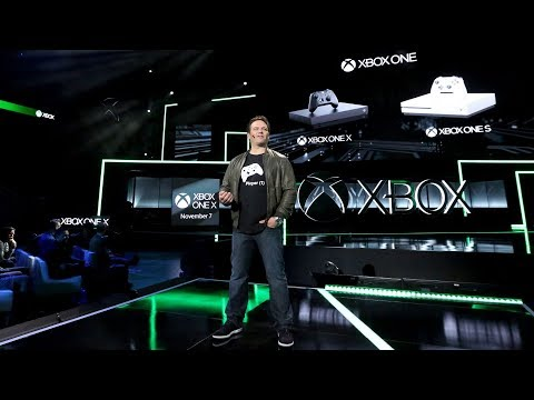 Phil Spencer Makes An Xbox One X Announcement Gamers Have Wanted This Entire Generation!