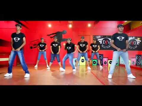 DJ Snake-Mi Gente Riddim Dance by JR Anishka & JR Aasrith