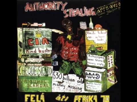 Download Fela Kuti - Authority Stealing (Part 2)