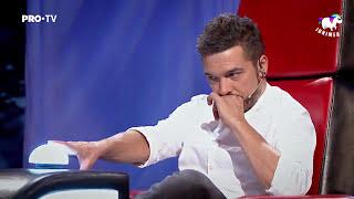 Rickardo Priceless - Te vreau in seara asta Auditiile pe nevazute Vocea Romaniei 2017