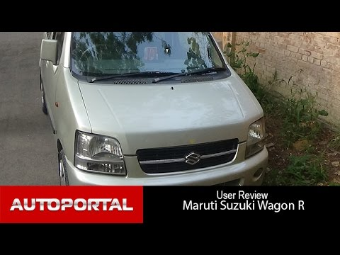 Maruti Suzuki WagonR User Review - 'value for money' - Autoportal