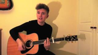 While My Guitar Gently Weeps acoustic cover - The Beatles