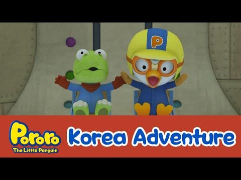 [Pororo's Adventure to Korea] #01 Pororo goes to Korea