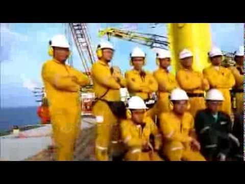 Sepat MOPU Offshore Life Video