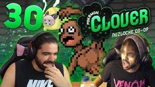 GYM LEADER KANYE | Pokemon Clover Co-op Nuzlocke w/ TheHeatedMo & NumbNexus - 30