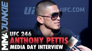 UFC 246: Anthony Pettis media day interview