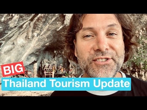 BIG Thailand Tourism News Update - Special Tourist Visa - 60 Seconds in Thailand