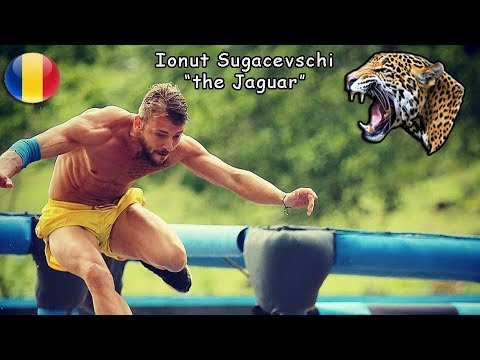 "Exatlon Romania - Ionut ""The Jaguar"" Sugacevschi"