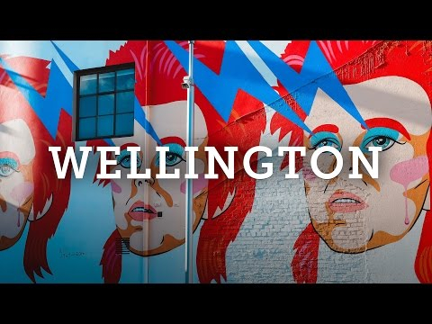 WHAT TO DO IN WELLINGTON, NEW ZEALAND — Travel Vlog