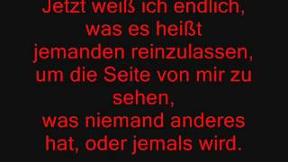 Nickelback - I'd come for you German Lyrics