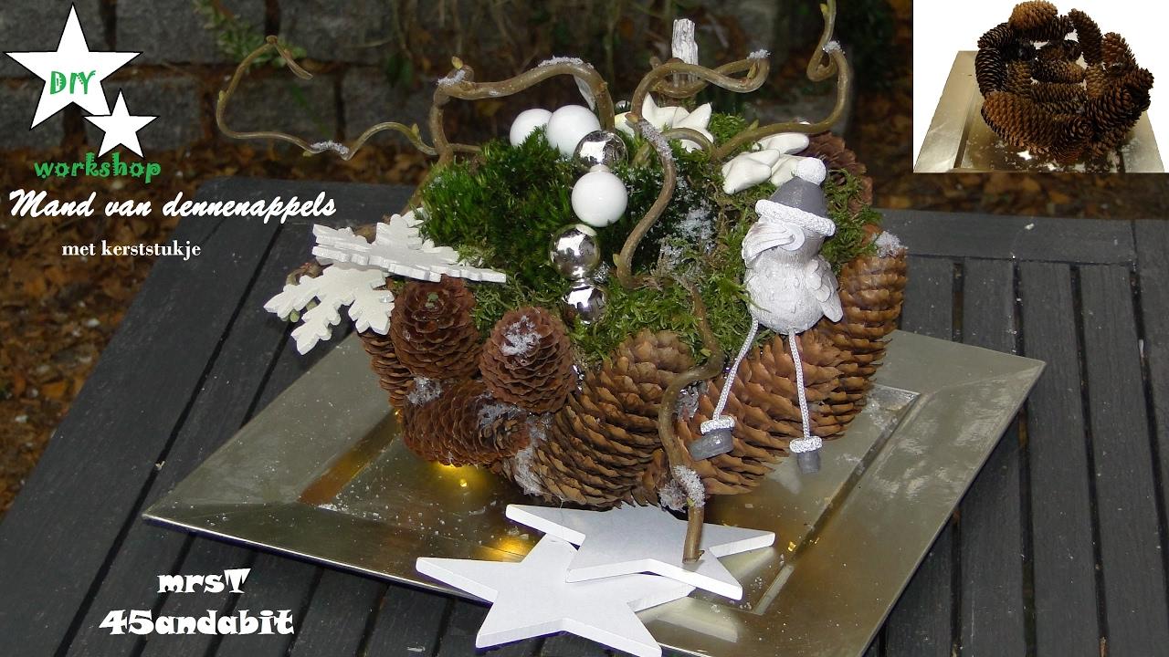 Imke Riedebusch Weihnachtsdeko.Diy Ideen Deko Youtube