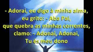 Adorai Adonai - Fernanda Brum, com letra