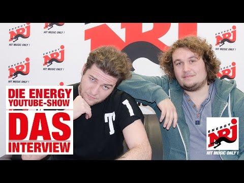 OSCAR SPEZIAL: Robert Hofmann in der ENERGY YouTube-Show - Das Interview