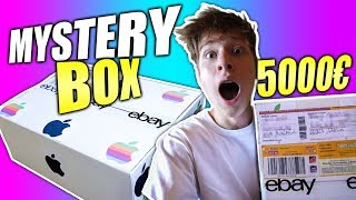 5.000€ APPLE MYSTERY BOX OPENING (EBAY)