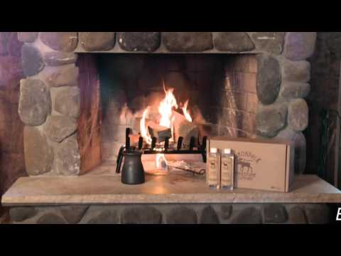 Adirondack Firestone Firelighter Kit With Clean-Burning Lamp Oil SKU# 33846 - Plow & Hearth