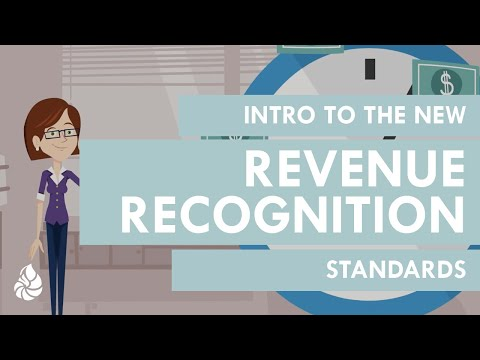 Introduction to the New Revenue Recognition Standards