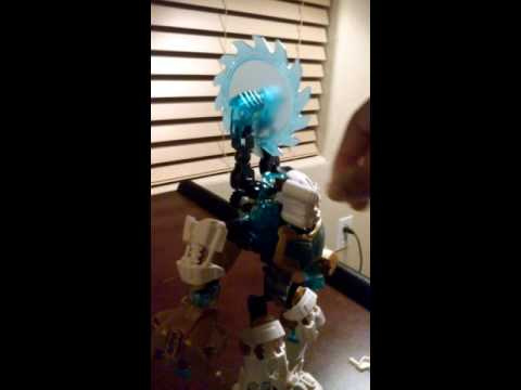 Bionicle:frost review