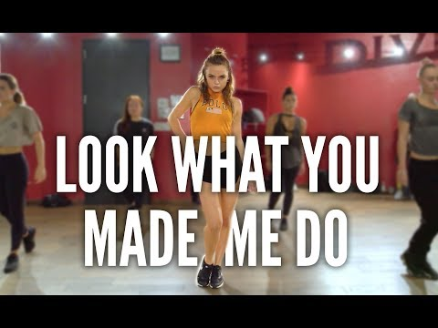 TAYLOR SWIFT  Look What You Made Me Do Dance   Kyle Hanagami Choreography