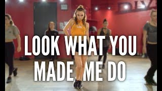 Baixar TAYLOR SWIFT - Look What You Made Me Do (Dance Video) | Kyle Hanagami Choreography