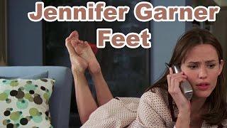 Jennifer Garner's Feet