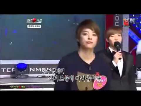 Best Couple  - Amber Cuts