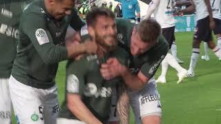 ASSE 3-0 Bordeaux: les buts vus de la pelouse